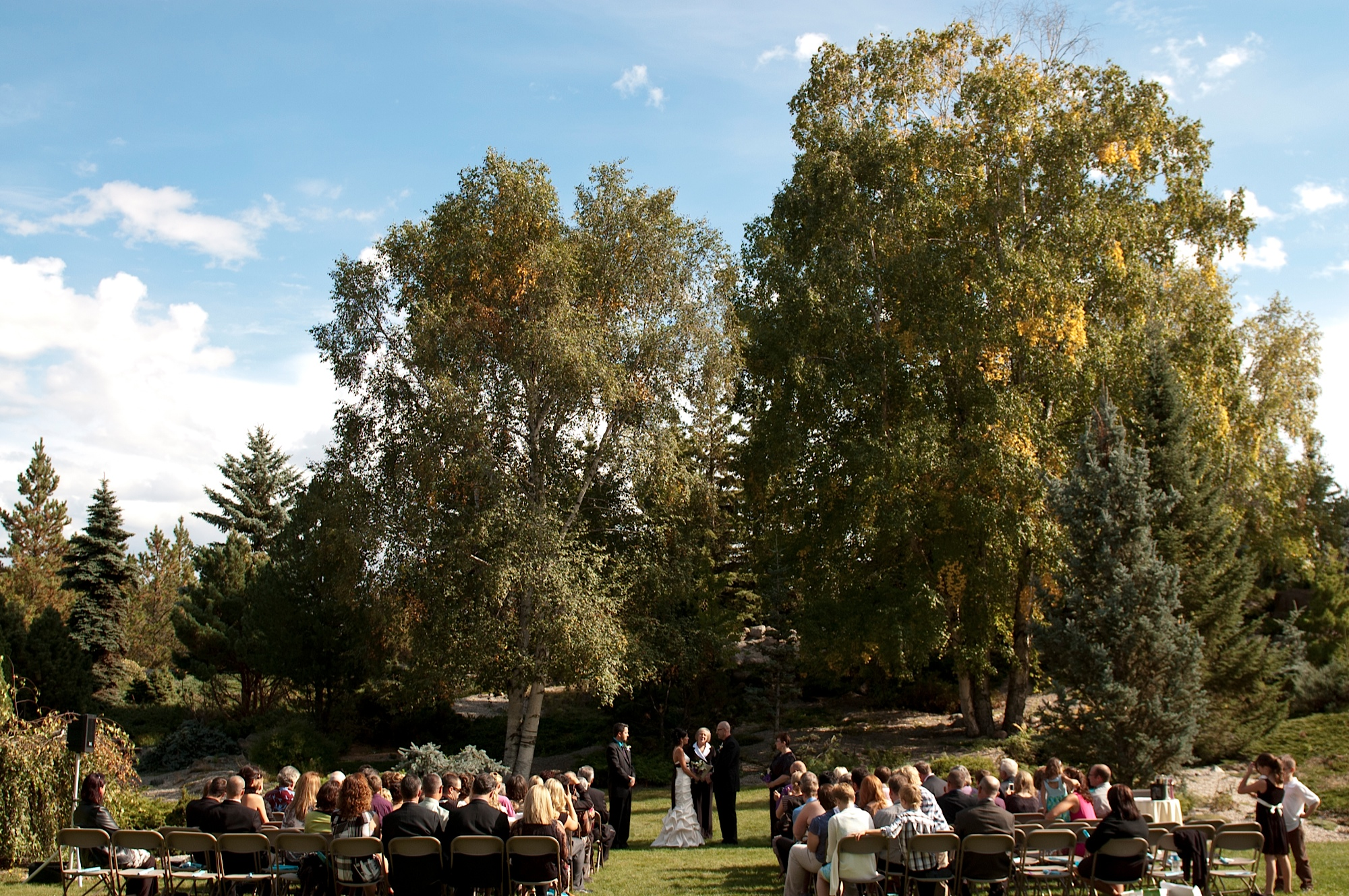 outdoor ceremony location edmonton Archives InVogue Weddings and